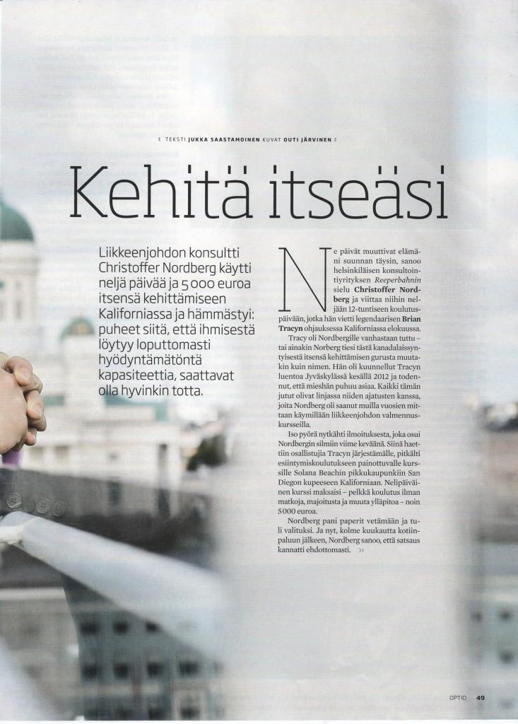 Optio lokakuu 2013 sivu 2